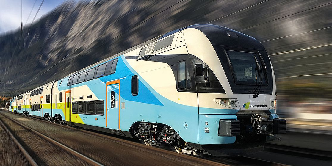 Stadler Rail News